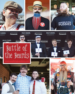 Battle of the Beards | The National Beard and Mustache Championship | Lancaster, PA | by Wayfaring Wanderer