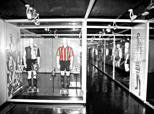 Museo athletic club de bilbao en san mames 02 erredeeme - Arquitectos en bilbao ...