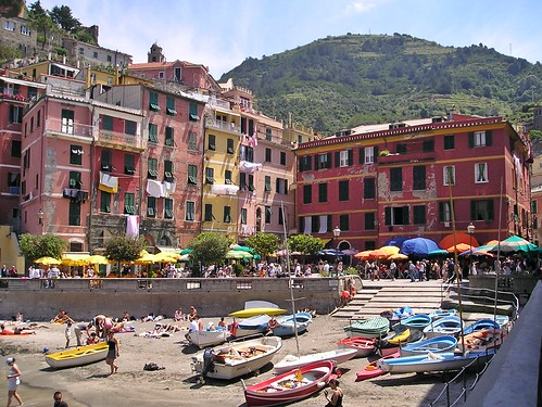 Vernazza, Cinque Terre, as it was till 25/10/2011. - My tribute - | by presbi
