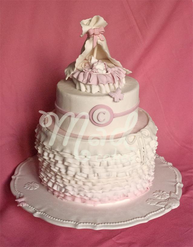 baby girl christening cake mad cake design flickr