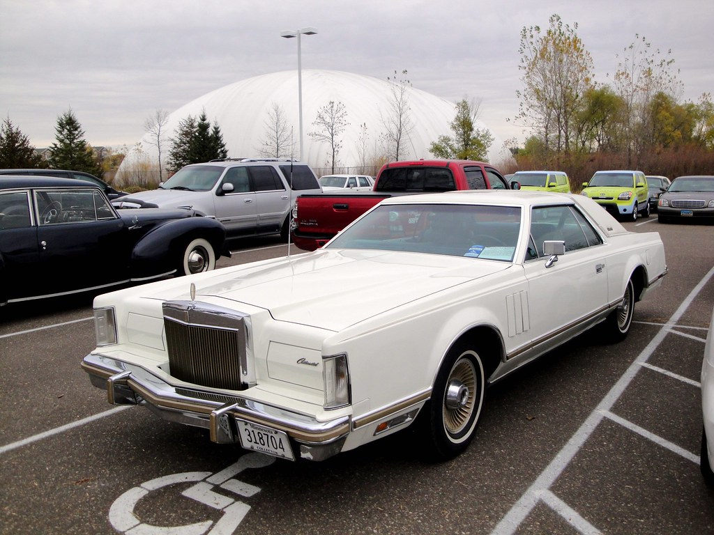 79 Lincoln Continental Mark V Collector S Series View On B Flickr