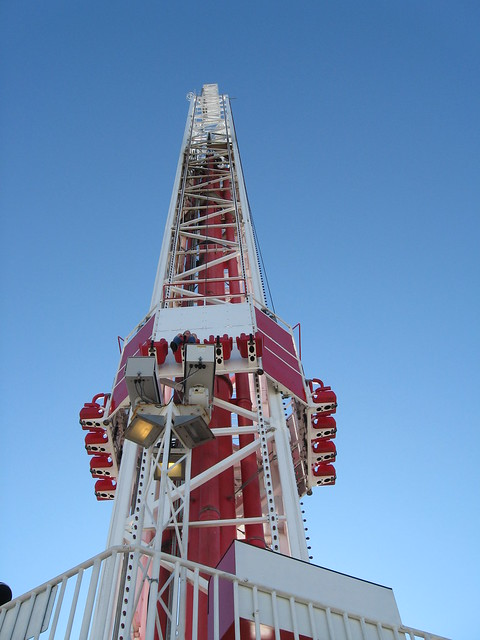 big shot ride stratosphere