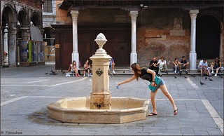 Venice : Campo S. Giacomo fountain | by Pantchoa