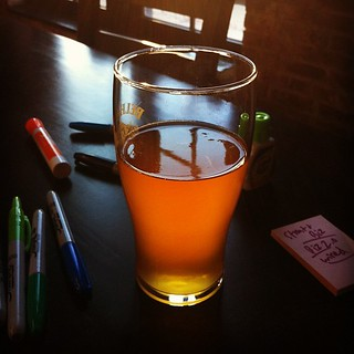 Sunlit Friday beer. | by ★keaggy.com