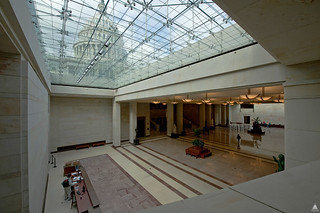 Capitol Visitor Center Skylight - U.S. Capitol | by USCapitol
