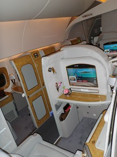 Emirates First Class Suite | by brettsnyder