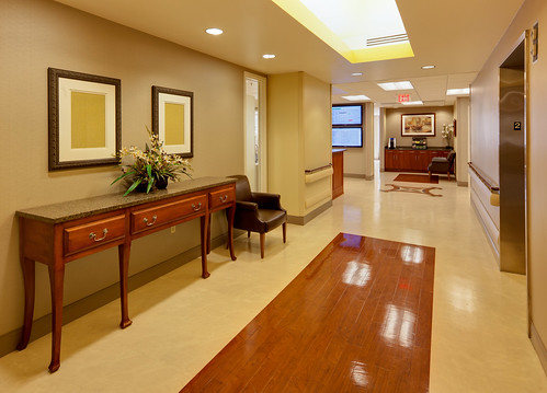 Elevator Lobby on Patient Floor | by stdavidshealthcare