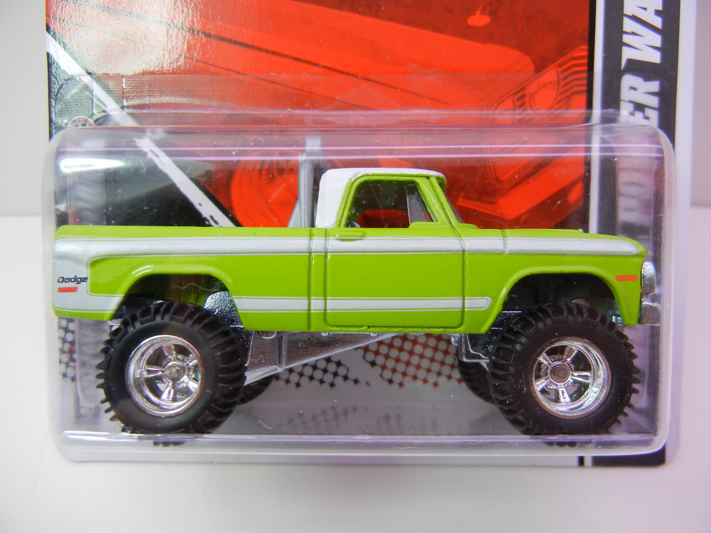 Hot Wheels Garage 70 Dodge Power Wagon Green 2 Make Your Own Beautiful  HD Wallpapers, Images Over 1000+ [ralydesign.ml]