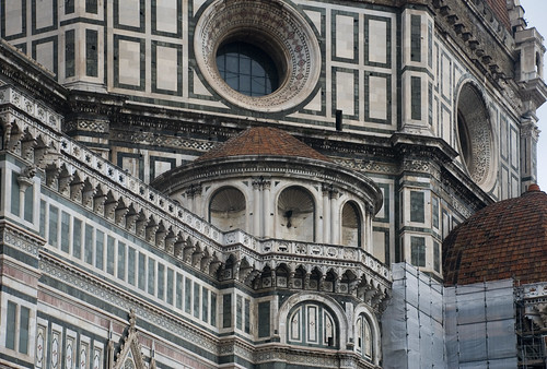 Brunelleschi, Duomo Tribune Florence | by profzucker