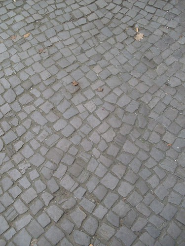 Cobbled footpath | by Mundoo