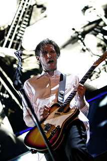 Red Hot Chili Peppers - Josh Klinghoffer | by beezeebeebee