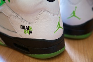 nike air jordan V quai 54 | by thatgirlwiththekicks