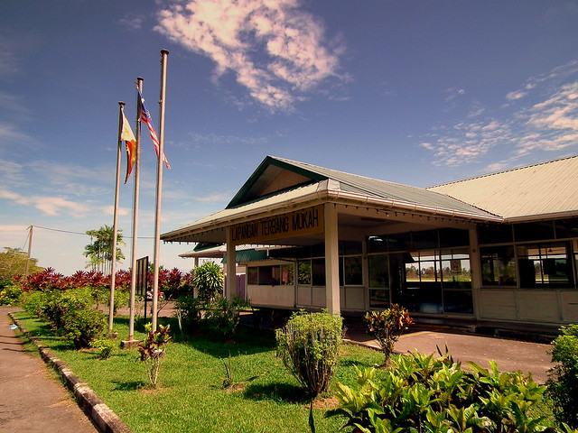 Mukah Malaysia  City new picture : MUKAH AIRPORT SARAWAK EAST MALAYSIA BORNEO JUNE 2011 | Flickr Photo ...
