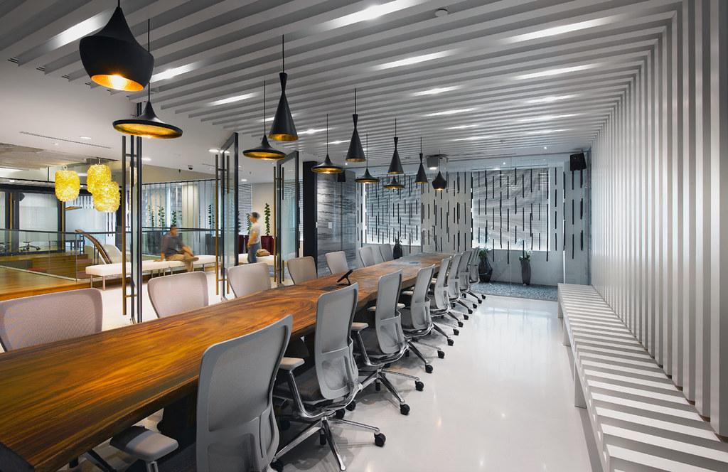 Office Design By M Moser Associates M Moser Associates