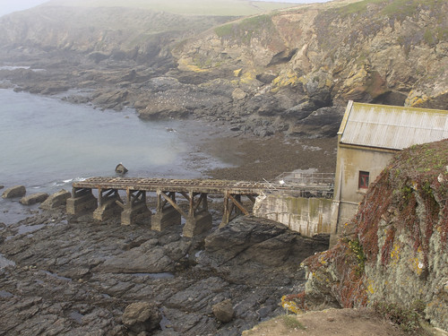 Unused Lifeboat Station | by Michael Hopkinson Hayes