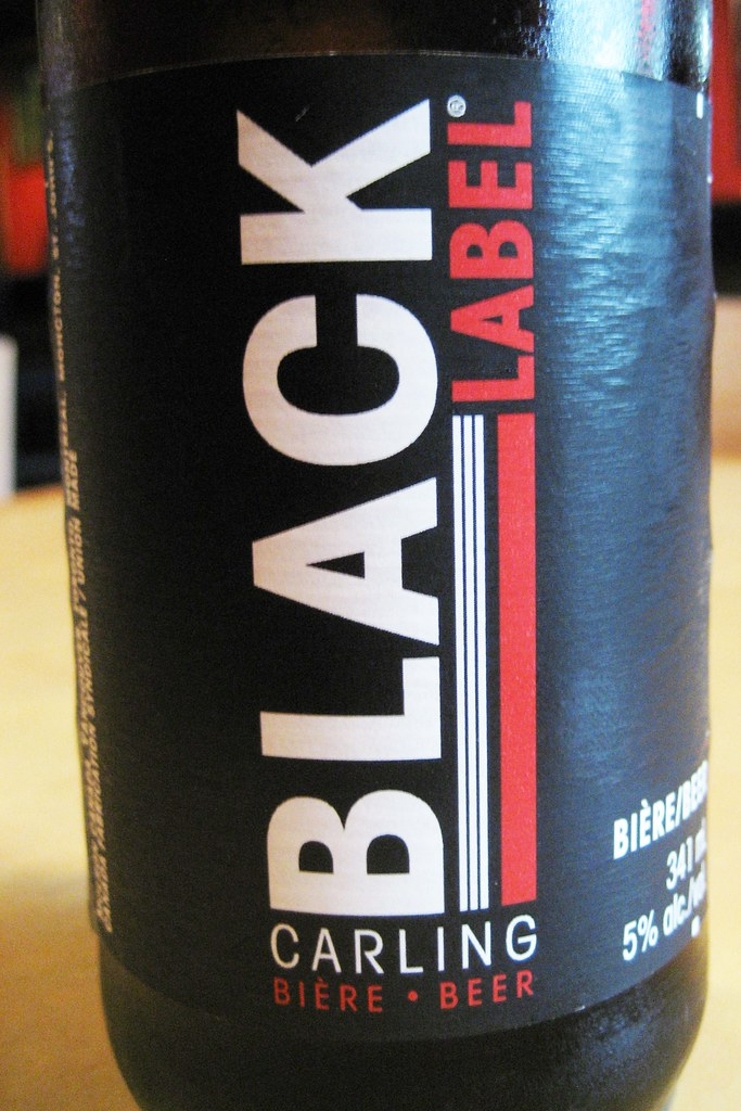 It is an image of Invaluable Black Label Beer Price Tops