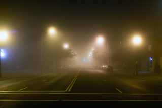 Night Fog - Albany, NY - 2011, Sep - 09.jpg | by sebastien.barre