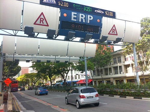 Singapore congestion pricing | by {Guerrilla Futures | Jason Tester}