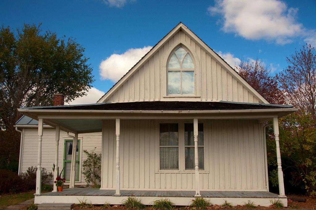 american gothic house carl wycoff flickr