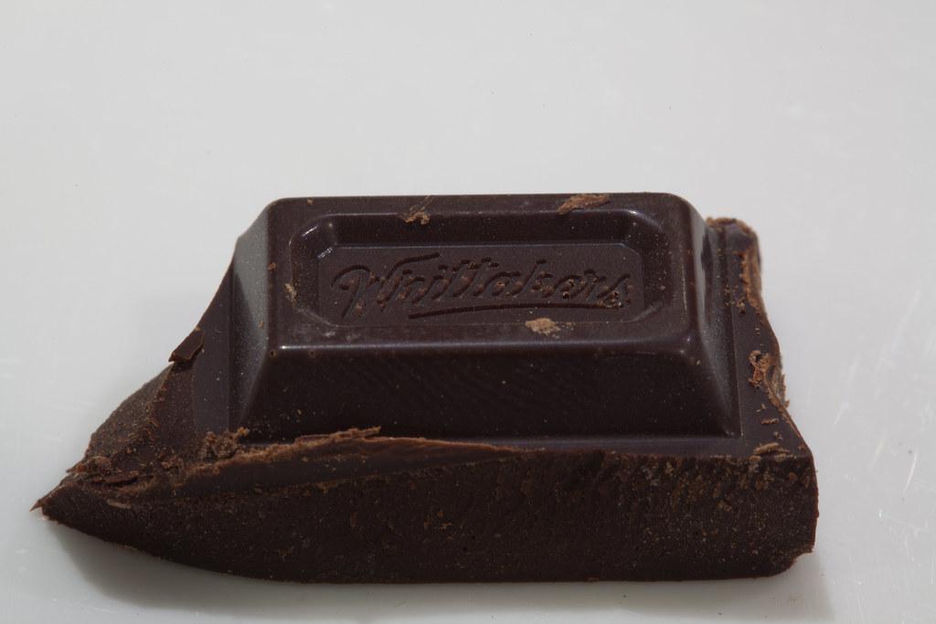 Wartości czekolady gorzkiej