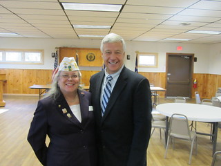 Visit by American Legion's New National Commander (11-5-11) | by Rep. Mike Michaud