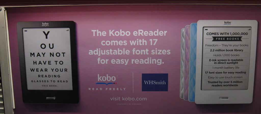 WHSMITH KOBO PDF