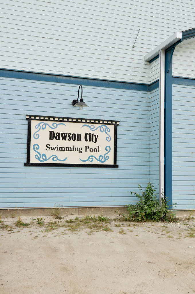 Dawson City Swimming Pool 5th Avenue Dawson City Yukon