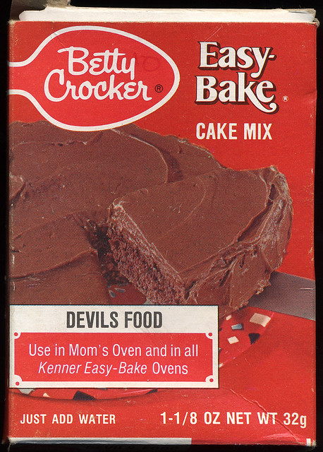 Betty Crocker Super Moist Cake Mix Nut Free