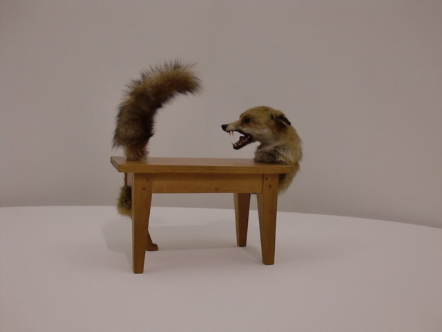 Photo - Victor brauner loup table ...