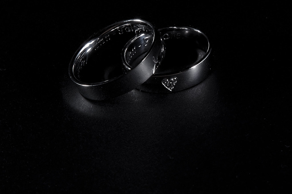 wedding rings yeah I am married it happened friday 111 Thor