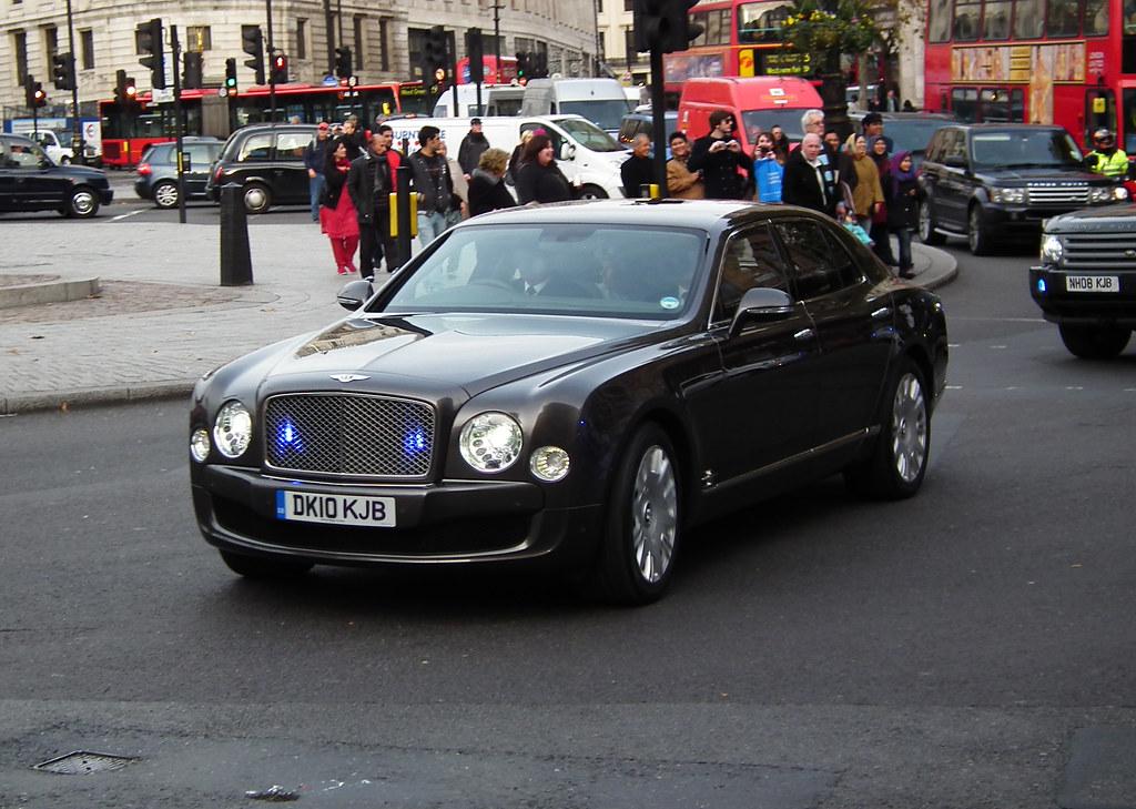 Q E 11 Bentley Queen Elzabeth 11 2010 Bentley Mulsanne