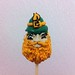 Vernor's Gnome Cake Pops