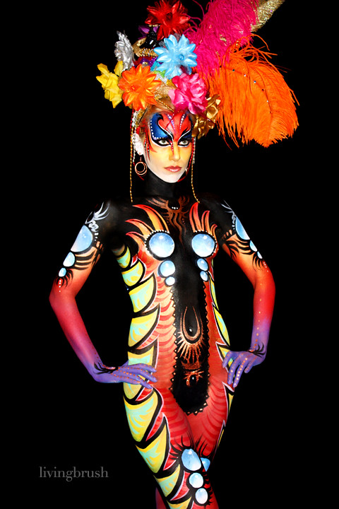 Gratis naakt body painting. nude-art videos - crb-concerts.be