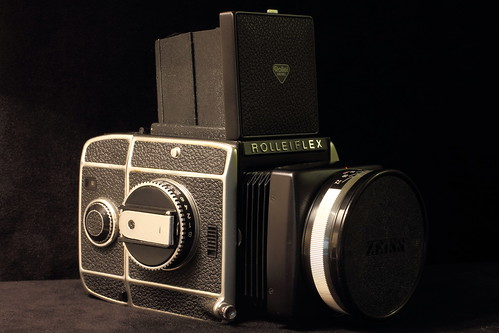 ROLLEIFLEX SL66, Zeiss 80mm lens | by KPetersen Photo