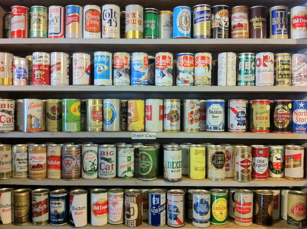 Are Beer Cans Bad To Drink From