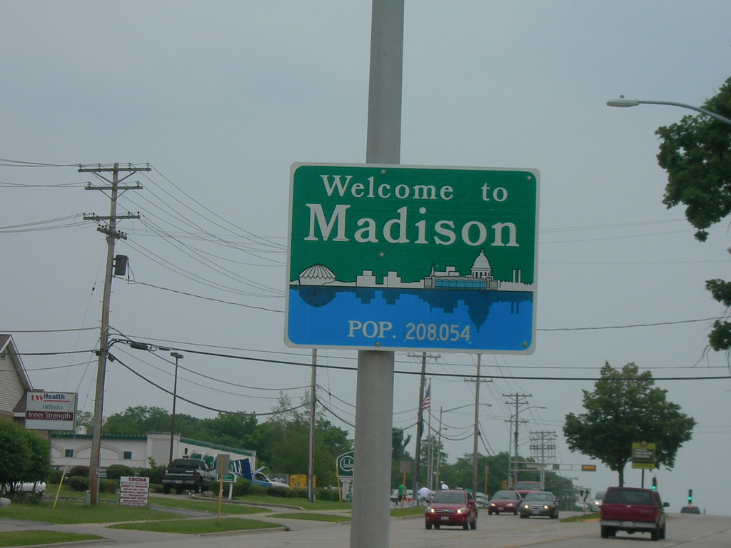 City Of Madison >> Welcome to Madison, Wisconsin | Jimmy Emerson, DVM | Flickr