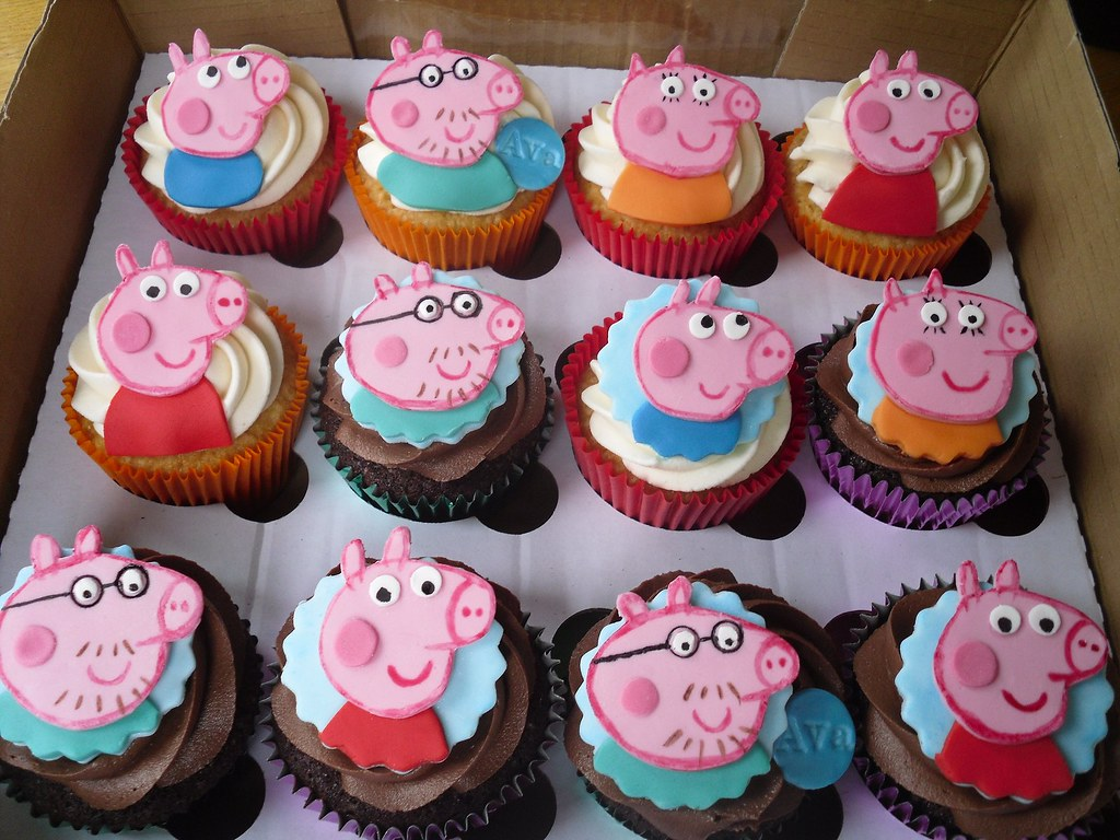 Peppa Pig & Family | These are my first ever batch of Peppa … | Flickr