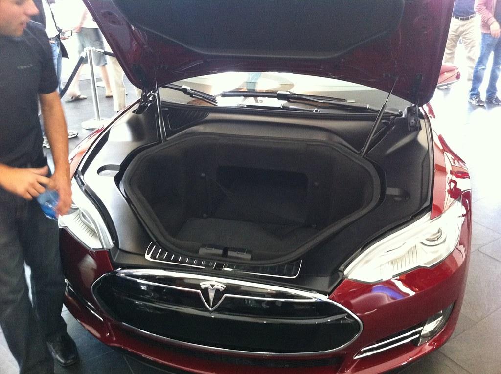 Tesla Model S Engine