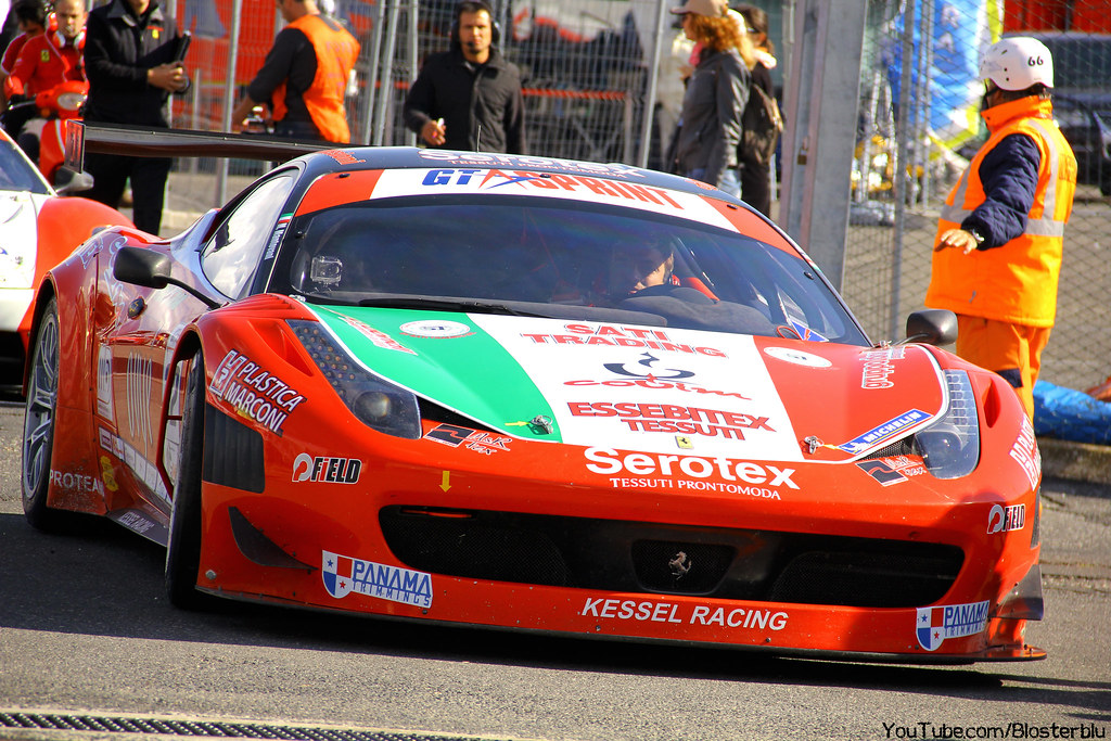 Is it still a 458? | YouTube channel with videos: www.YouTub… | Flickr