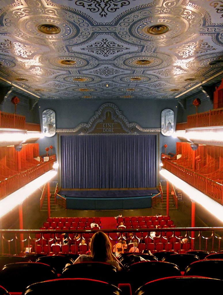 Madrid cine dor filmoteca espa ola for Cine las terrazas