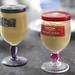Dijon mustard glasses