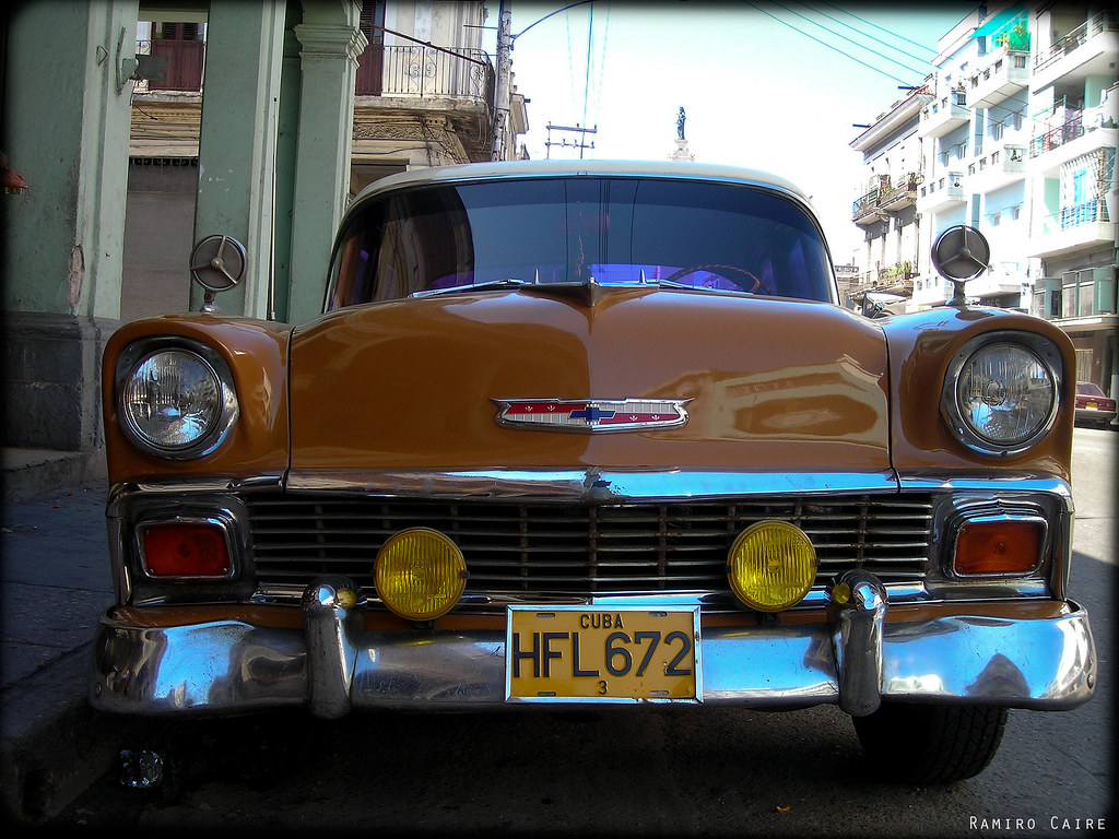 Autos antiguos en la Habana 4 / Old School Cars in Havana … | Flickr