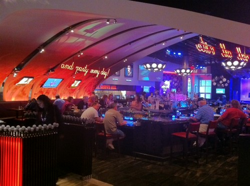 Tampa Hard Rock Cafe Meny