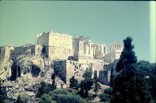 Acropolis of Athens | by Robin Iversen
