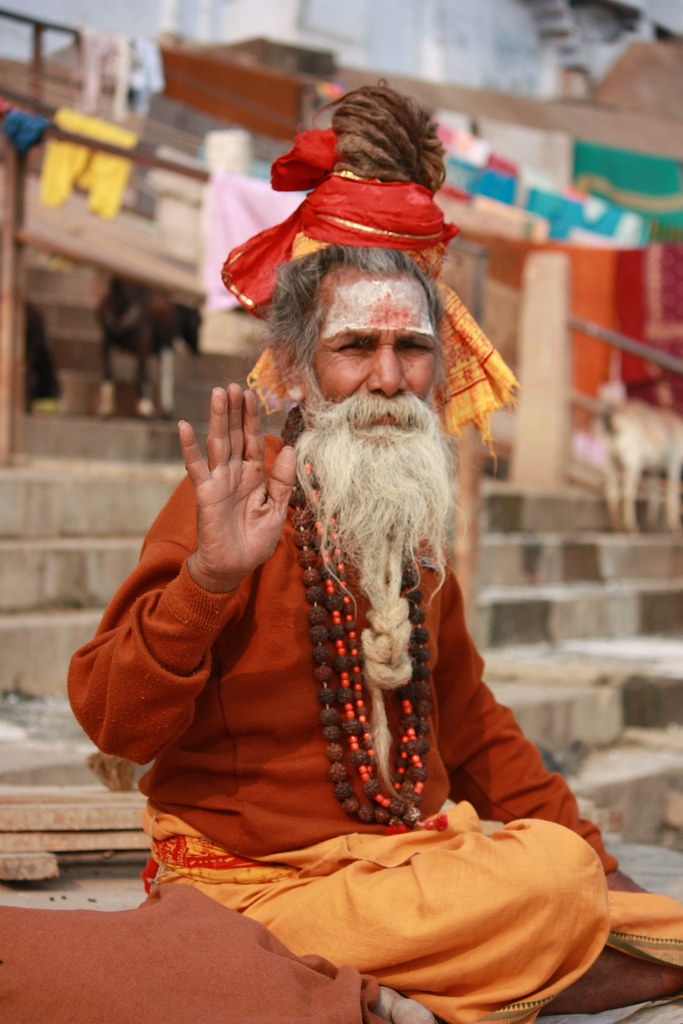 Varanasi, sadhu | Varanasi, sadhu Varanasi (also known as ...