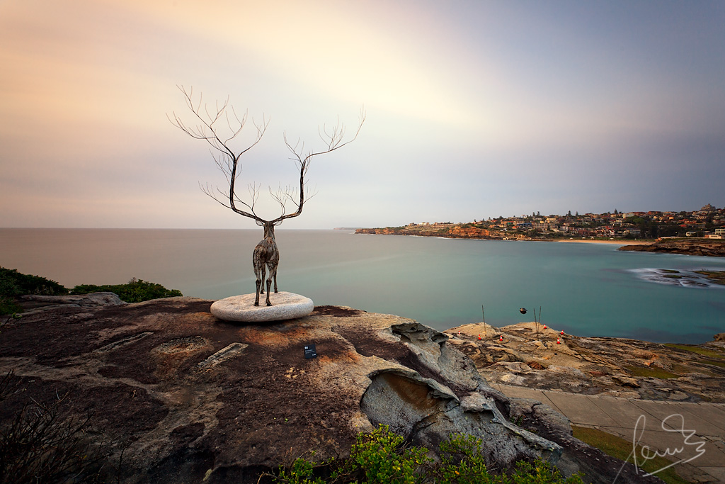 """Dreaming >> Sculptures by the Sea Bondi Beach 