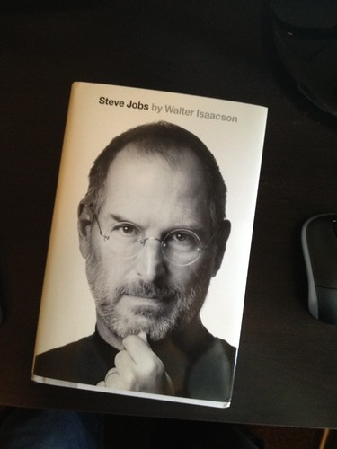 Steve Jobs Biography | Almost like a personal bible. | brayden_wilmoth ...