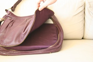 Alesya Bags - Exquisite Eggplant (flap) | by ~kate~