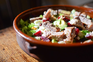 17th March - Tuna Avocado Salad | by The Hungry Cyclist