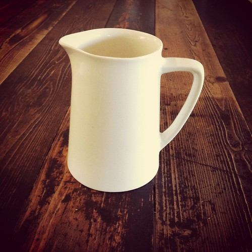 vintage find - milk jug | by paula mills illustration